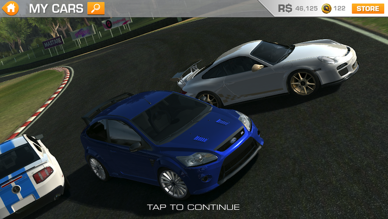 Real Racing Freemium Done Right Techinch