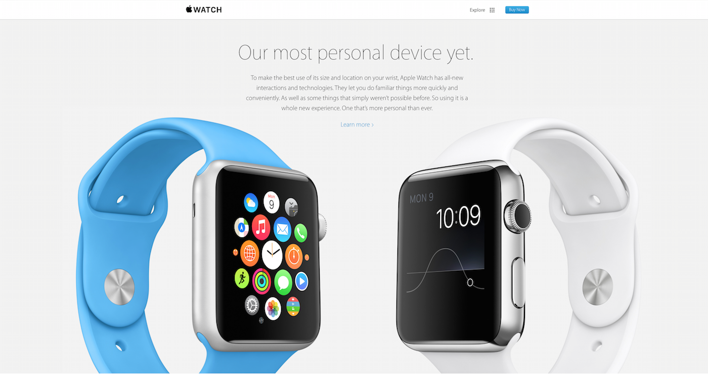 What is the Apple Watch? On Complications, Complicated Marketing