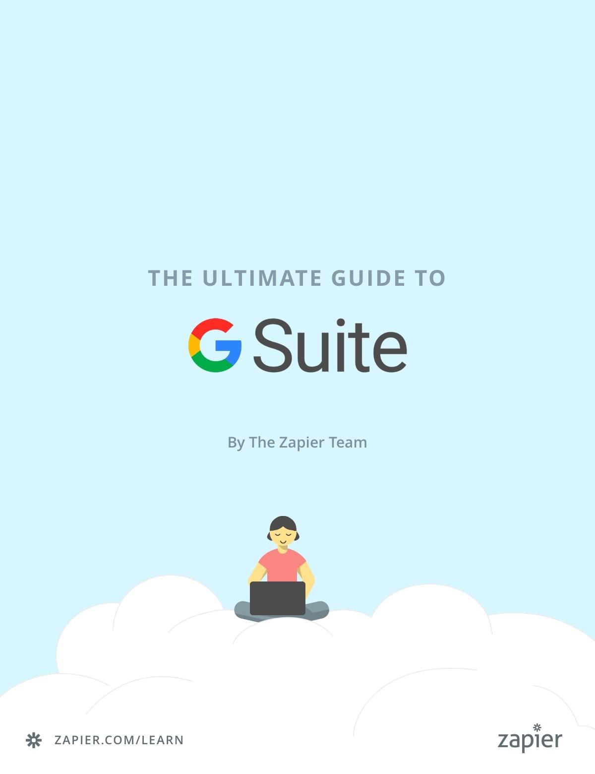 G Suite Book