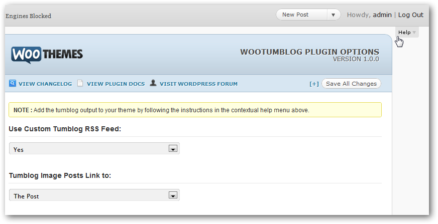 Turn Your WordPress Blog into a Tumblr-style Tumblog for