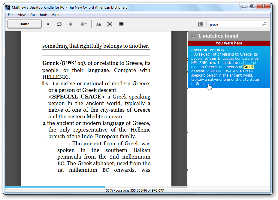 Get an Offline Dictionary on Your PC and iOS Devices for