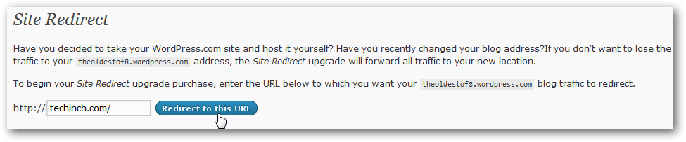 how to know if you are self hosted