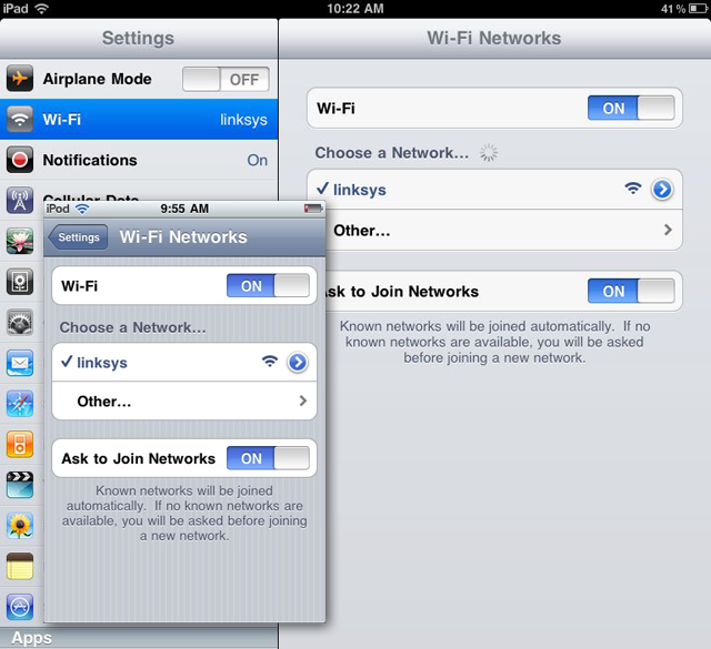 cant hook up ipad to wifi Ipad 2 16gb wifi can no longer connect to home wifi after ios 6 mac can't connect to wifi network after password iphone won't connect to wifi but ipad do 0.